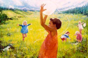 Vi trenger ikke flinkere barn, vi trenger gladere barn!